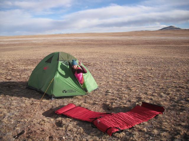 Camping in Qinghai © Yuan Quan