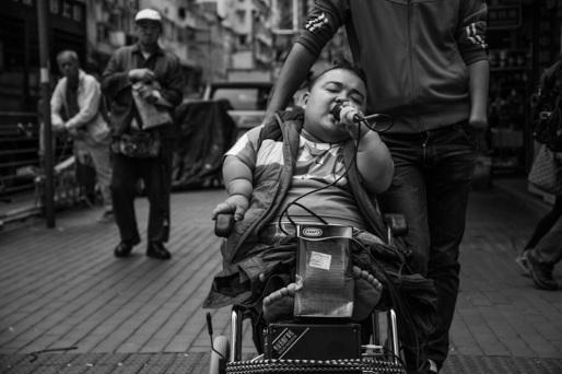 Street Performers, Hong Kong