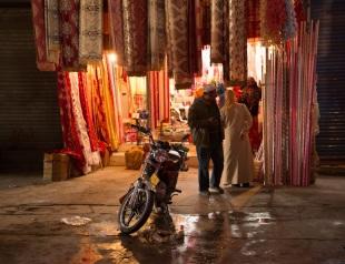 Khotan Bazaar, Xinjiang