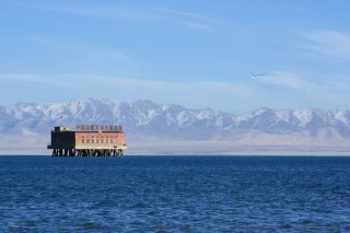 Torpedo Research Base, Qinghai