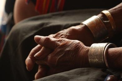 Hands, Yunnan