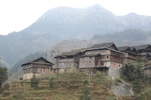 Jilun Village and Qilinshan