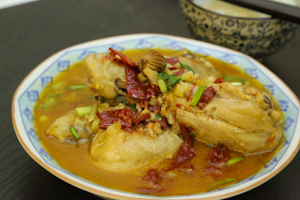 Dong Minority Chicken Stew