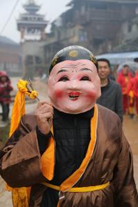 Dong Festival in Jitang, Guizhou