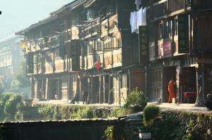 Zhaoxing Main Street