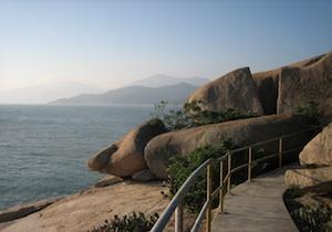 Southern Cheung Chau Coastline