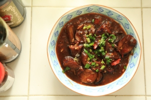 Fish-flavoured Eggplant 鱼香茄子
