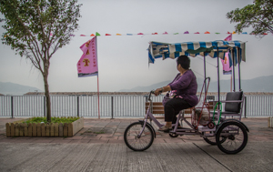 Tricycle, Cheung Chau