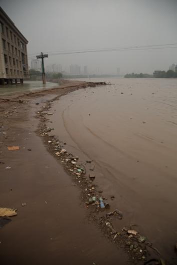 Yellow River, Lanzhou