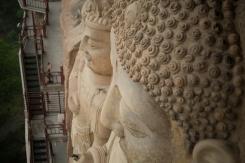 Don't Look Down! Maijishan, Gansu