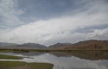En route to Sangke, Gansu