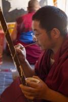 Wutun Thangka Painting Monastery, Tongren