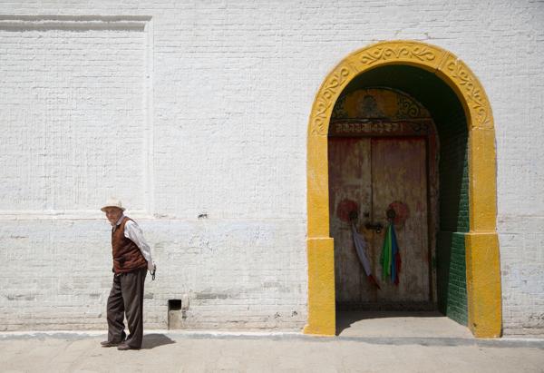 Rongwo Monastery, Tongren