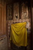A Dharmapala Chapel, Qutan Monastery