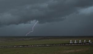 Storm 3, Qinghai Lake