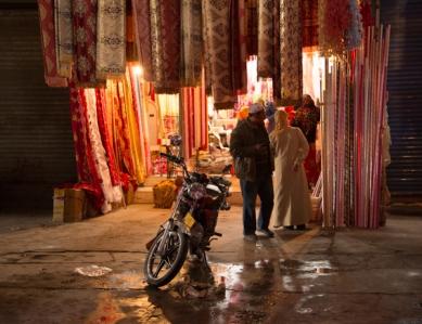 Bazaar, Khotan, Xinjiang