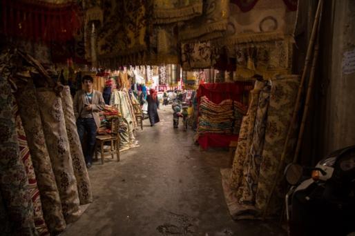 Bazaar 2, Khotan, Xinjiang