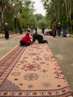 Khotan Carpet Factory