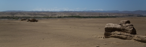 Melikewat Ancient City, Khotan