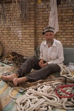 Bridle-maker, Shufu Sunday Market
