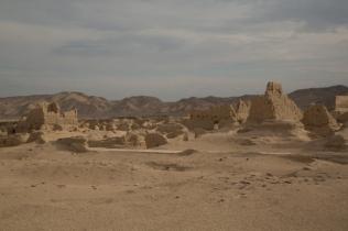 The Ruins of Jiaohe, Turpan