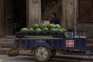 Melons, Kashgar