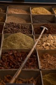 Tea-merchant's wares, Kashgar