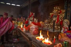 Daoist Temple Ceremony, Wuwei