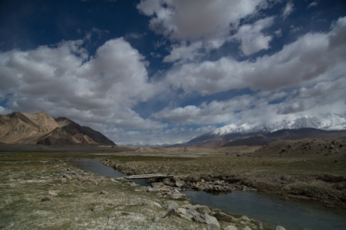 Lake Karakul, Karakoram Highway
