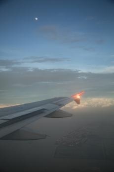 Smog over Shenzhen
