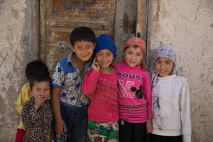 Friends, Yarkand