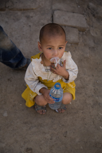 Little Girl, Yarkand