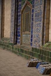Tomb, Kashgar