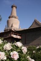 The Earth Pagoda, Zhangye