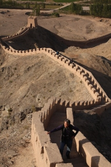 The Hanging Wall, Jiayuguan