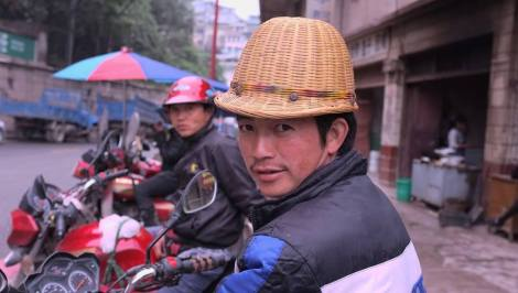 The world's first biodegradable helmet