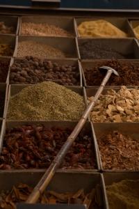Spices, Kashgar