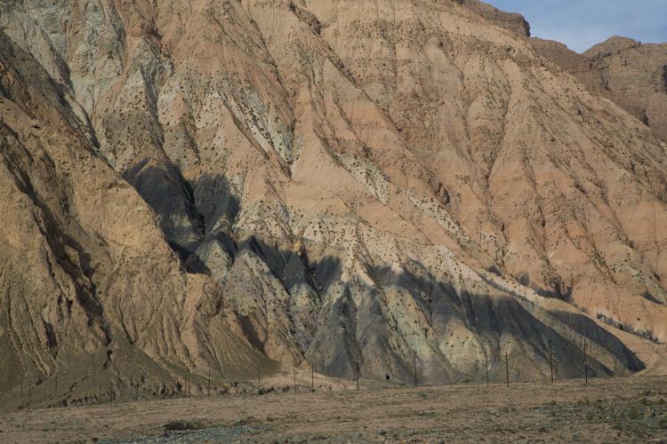 Karakoram Badlands
