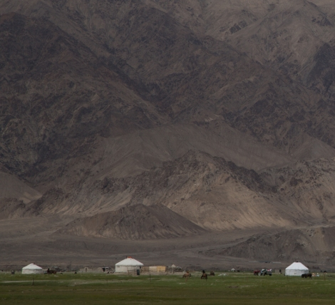 Yurts, Tashkurgan