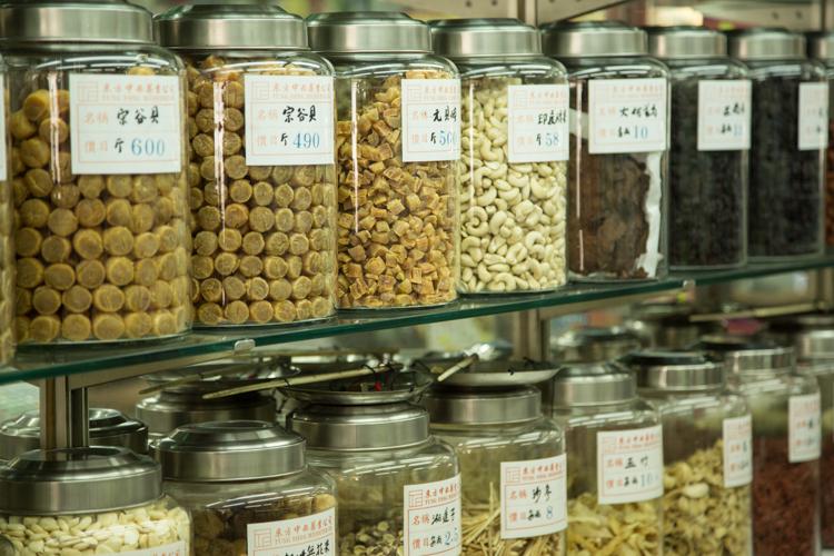 Herbs, Cheung Chau