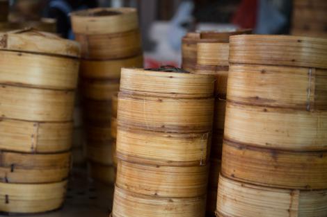 Steamers, Cheung Chau