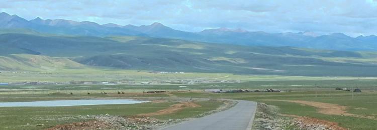 John Denver moment, Tibet