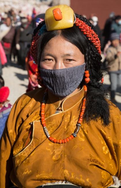 Amdo nomad style, Yushu