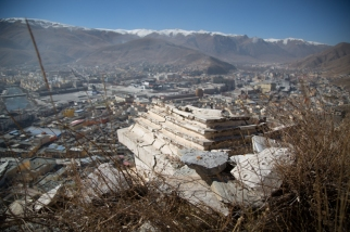 Earthquake damage, Yushu
