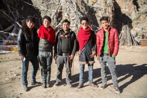 Boy band material, Yushu