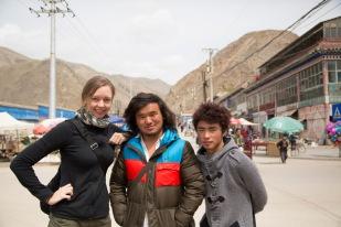 Evan and Luoja, Xiahe