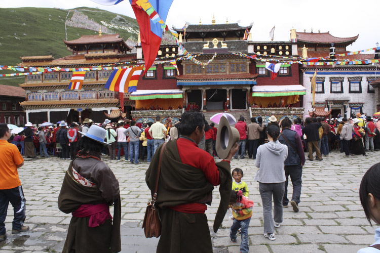 Lhagong Monastery, Sichuan