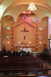Mass in Yanjing © Jo James