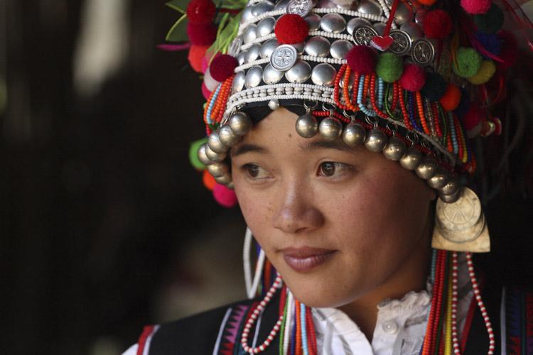 Aini Lady, Yunnan