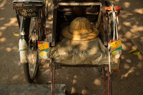 Sidecar at rest © Jo James